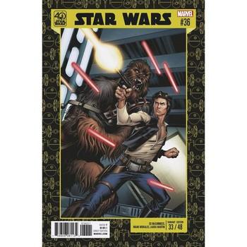 Star Wars #36 – 40th Anniversary Variant