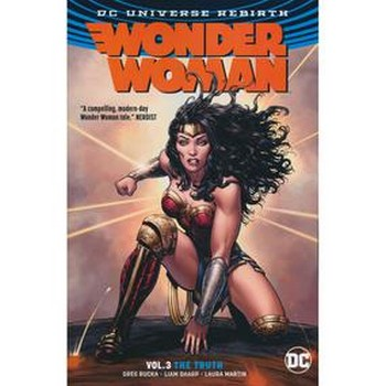 Wonder Woman Vol. 3 : The Truth TP (Rebirth)