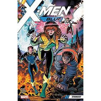 X-Men Blue Vol. 1 : Strangest TP
