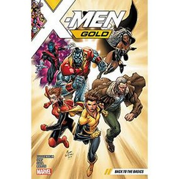 X-Men Gold Vol. 1 : Back To The Basics TP