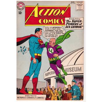 Action Comics #298