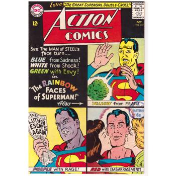 Action Comics #317