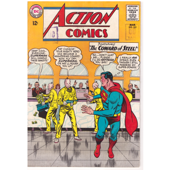 Action Comics #322