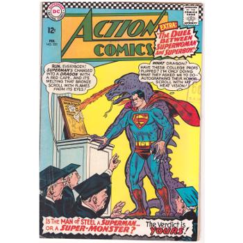 Action Comics #333