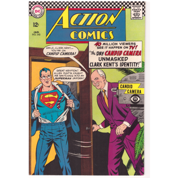 Action Comics #345