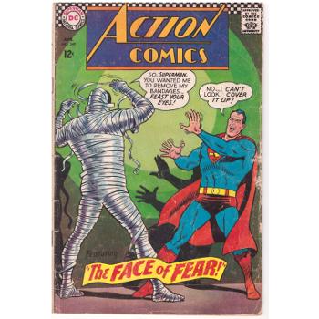 Action Comics #349