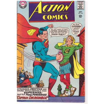 Action Comics #354