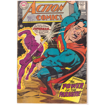 Action Comics #361