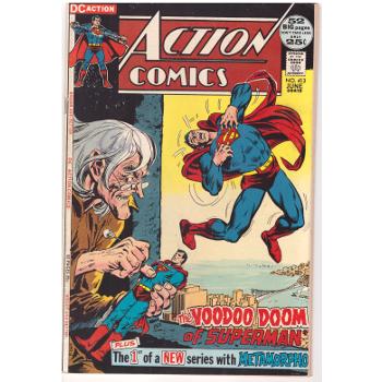 Action Comics #413