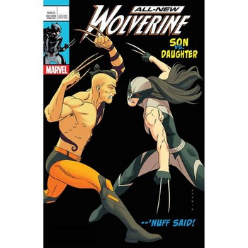 All-New Wolverine #25 – Legacy Lenticular Variant