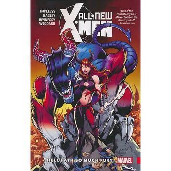 All-New X-Men ( 2015 ) Vol. 3 : Hell Hath So Much Fury TP