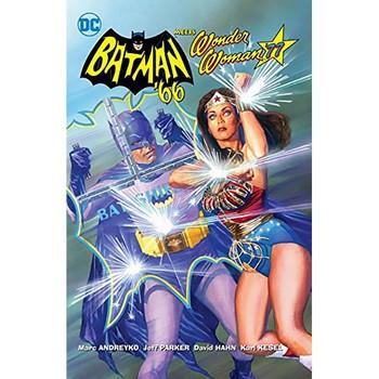 Batman 66 Meets Wonder Woman 77 HC