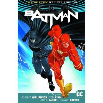 Batman/Flash : The Button Deluxe Edition (O)HC