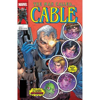 Cable #150 Legacy Lenticular Variant