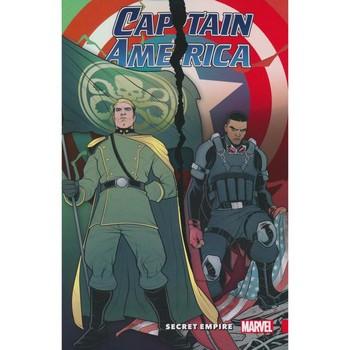 Captain America : Secret Empire TP