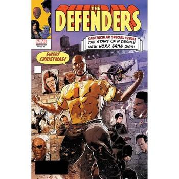Defenders #6 – Legacy Lenticular Variant