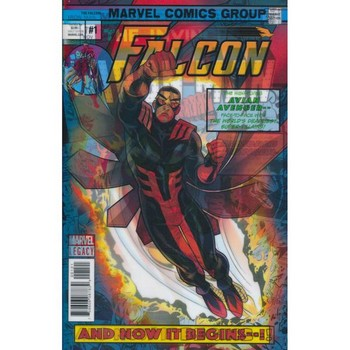 Falcon #1 – Legacy Lenticular Variant