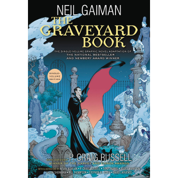 Graveyard Book : Complete Edition SC