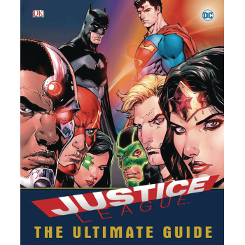 Justice League : Ultimate Guide (O)HC