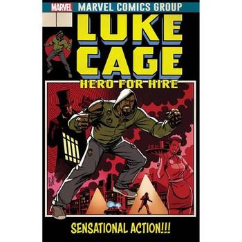 Luke Cage #166 Legacy Lenticular Variant