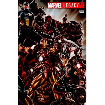 Marvel Legacy #1 Mark Brooks Variant