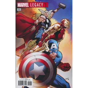 Marvel Legacy #1 Greg Land Variant