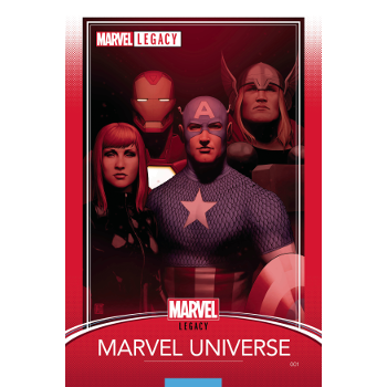 Marvel Legacy #1 Christopher Trading Card Variant
