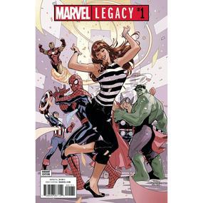 Marvel Legacy #1 Dodson Party Variant