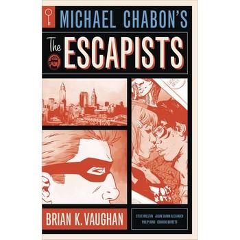 Michael Chabon's The Escapists TP