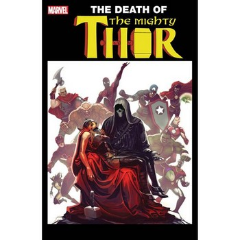 Mighty Thor #700 Legacy Lenticular Variant