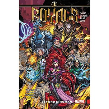 Royals Vol. 1 : Beyond Inhuman TP