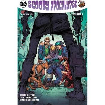 Scooby Apocalypse Vol. 2 TP