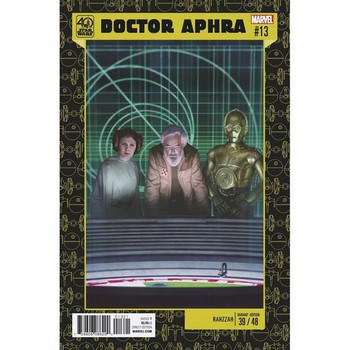 Star Wars Doctor Aphra #13 – 40th Anniversary Variant