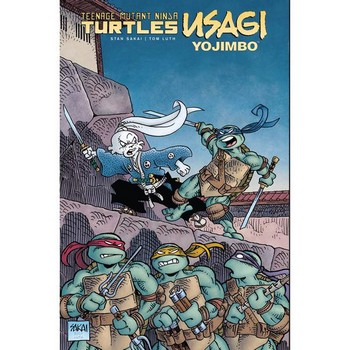 Teenage Mutant Ninja Turtles/Usagi Yojimbo HC