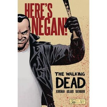 Walking Dead : Here's Negan (O)HC