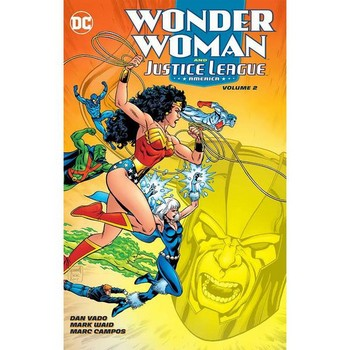 Wonder Woman and Justice League America Vol. 2 TP