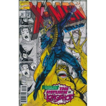 X-Men Blue #13 – Legacy Lenticular Variant