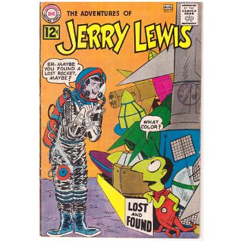 Adventures of Jerry Lewis #71