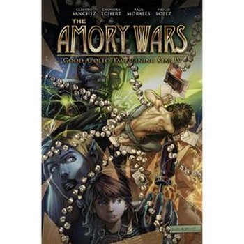 Amory Wars : Good Apollo I'm Burning Star IV Vol. 1 TP