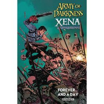 Army of Darkness / Xena : Forever and a Day TP