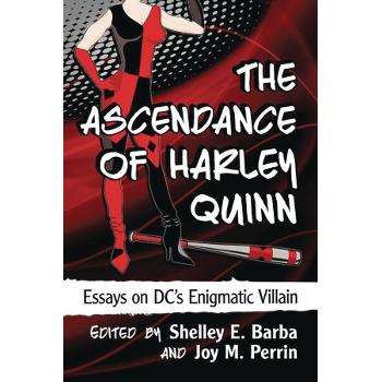Ascendance of Harley Quinn SC