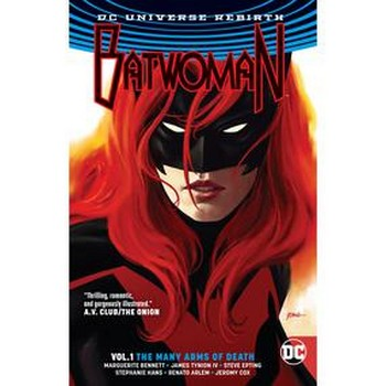 Batwoman Vol. 1 : Many Arms of Death TP (Rebirth )