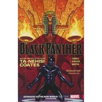 Black Panther Vol. 4 : Avengers of the New World Pt 1 TP