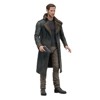 Blade Runner 2049 Series 1 : Officer K Action Figure