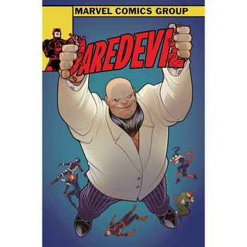 Daredevil #595 Legacy Lenticular Variant