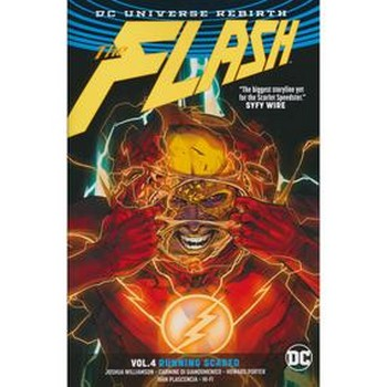 Flash Vol. 4 : Running Scared TP (Rebirth)