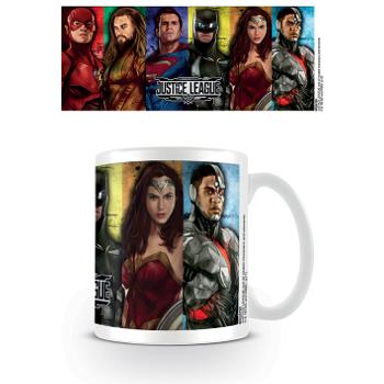 Justice League Movie : Justice League Team Mug