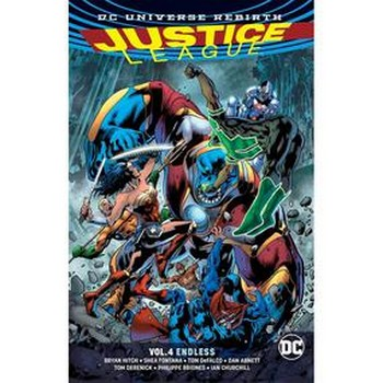 Justice League Vol. 4 : Endless TP (Rebirth)