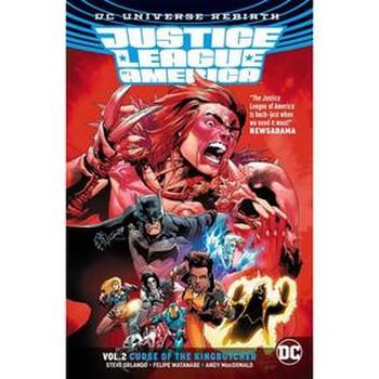 Justice League of America Vol. 2 : Curse Kingbutcher TP (Rebirth