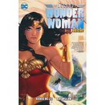 Legend of Wonder Woman : Origins TP